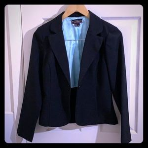 Black Skirt Suit with Top